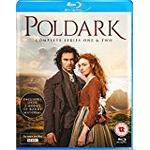Poldark - Series 1-2 [Blu-ray] [2016]